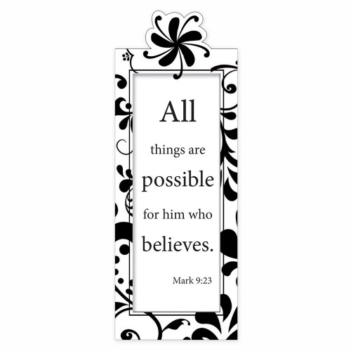 Bookmark Nam Châm - All Things Are Possible - BMNC-MBM102
