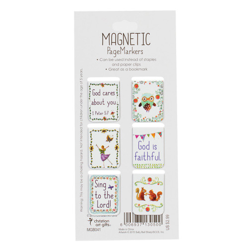 Bộ Bookmark Nam Châm - Everyday Blessings - BMNC-MGB041