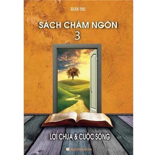 Sách Châm Ngôn - Tập 3 - KG-XT-15