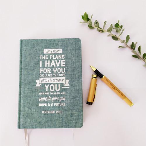 Bút Gỗ Mực Nước - Phi-líp 4:4 - BUT-1479