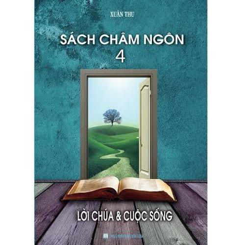 Sách Châm Ngôn - Tập 4 - KG-XT-14
