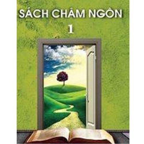 Sách Châm Ngôn - Tập 1 - KG-XT-16