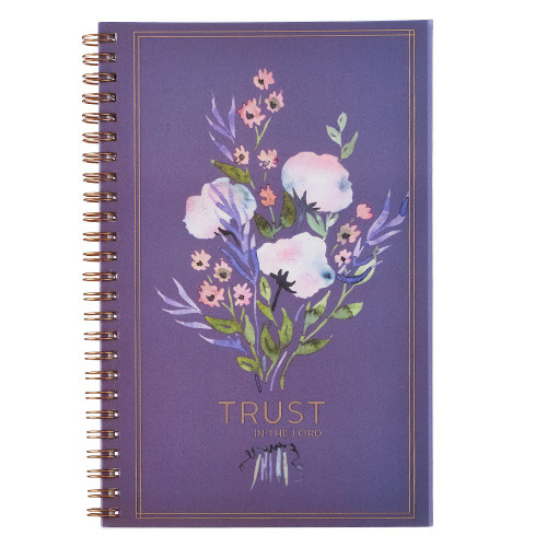 Sổ Tay Cơ Đốc Ngoại Nhập - Trust in the Lord - SO-NBW015