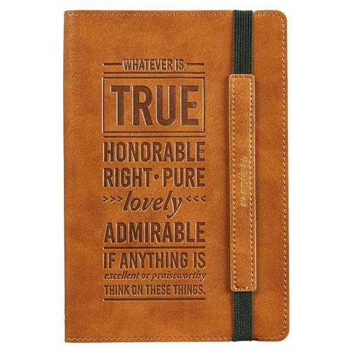 Sổ Tay Cơ Đốc Ngoại Nhập - Whatever Is True - Phi-líp 4:8 - SO-JL355