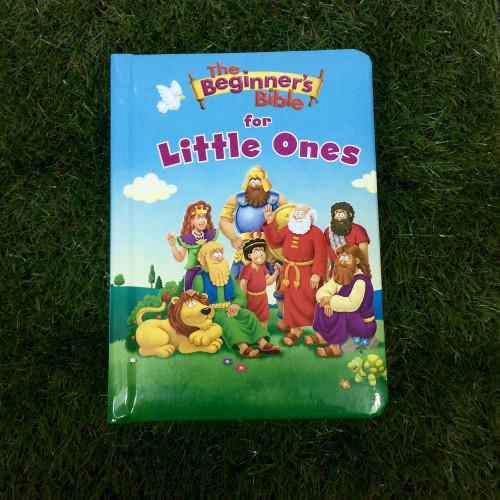 Truyện Tích Kinh Thánh Tiếng Anh Cho Trẻ Em - The Beginner's Bible: For Little ones - 1521
