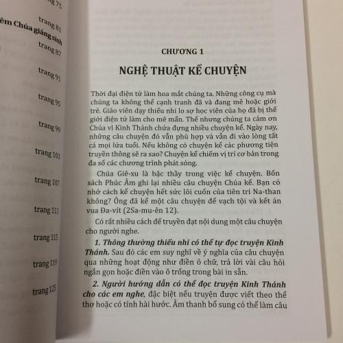 Sách Kể Chuyện Kinh Thánh Cách Sáng Tạo - KG-XT-54