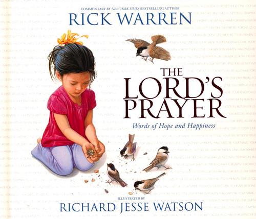 Sách Bài Cầu Nguyện Chung Dành Cho Trẻ - The Lord's Prayer (Tiếng Anh) - 1532