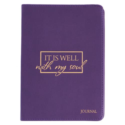 [] Sổ Tay Cơ Đốc Ngoại Nhập - It Is Well With My Soul- SO-JL296