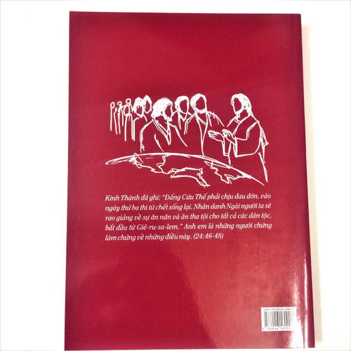 Sách Cuộc Đời Chúa Giê-Xu - KG-XT-57