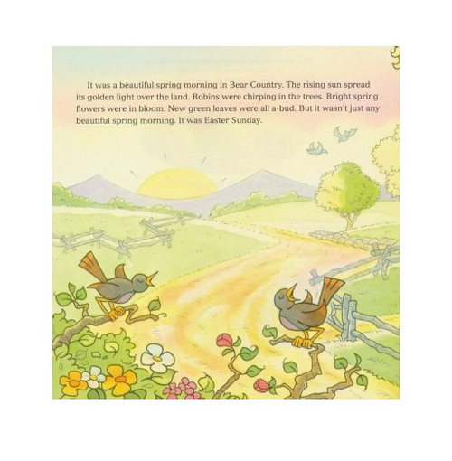Sách Những Chú Gấu Berenstain Và Ngày Chúa Nhật Phục Sinh - The Berenstain Bears' Easter Sunday - SA - 1566