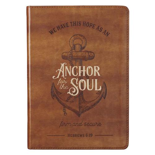 [] Sổ Tay Cơ Đốc Ngoại Nhập - Anchor for the Soul - Hê-bơ-rơ 6:19 - SO-JL485