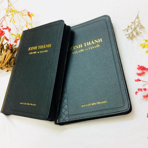 Kinh Thánh Tiếng Việt - Bản Truyền Thống - Bìa Dây Kéo (Trung) - KTTV-001612
