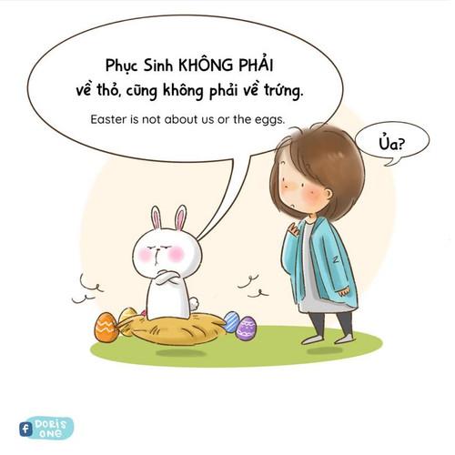 Sách Truyện Phục Sinh Là Gì? - What is Easter? - KG-DO-1629