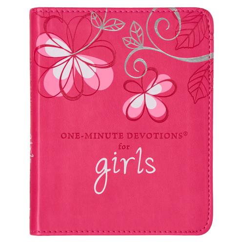 Sách Tiếng Anh Một Phút Cầu Nguyện Dành Cho Bạn Nữ - One Minute Devotions For Girls - OM041