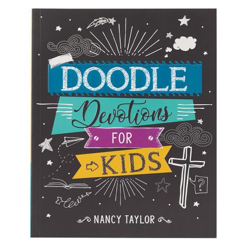 Sách Những Lời Cầu Nguyện Đơn Sơ Dành Cho Trẻ Em - Doodle Devotions For Kids - KDS690