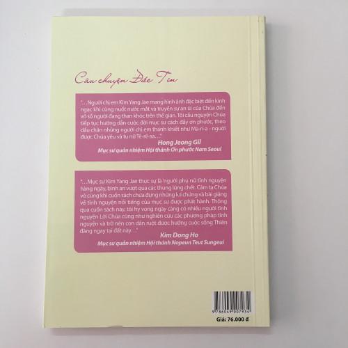 Sách Bình An Qua Thung Lũng Chết - KG-IAM-03