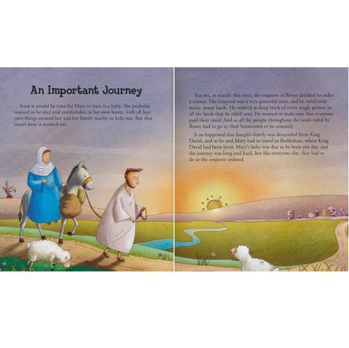 Truyện Tích Kinh Thánh Tiếng Anh Cho Trẻ Em - The Jesus Bible For Kids - SA-1657