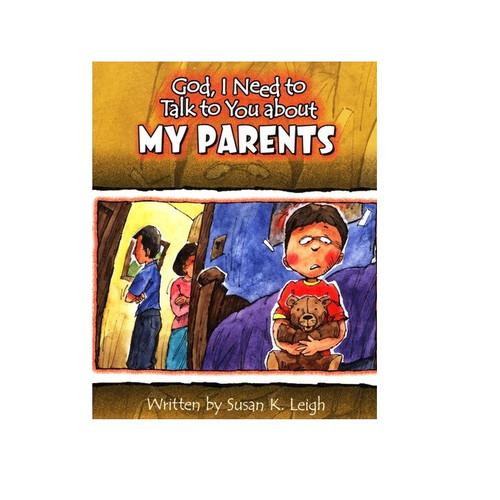 Sách Chúa Ôi, Con Cần Nói Chuyện Với Ngài Về Bố Mẹ - God, I Need To Talk To You About My Parents - Tiếng Anh - SA-562498