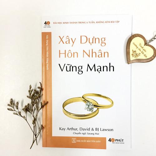 Sách Xây Dựng Hôn Nhân Vững Mạnh - KG-AN-1719