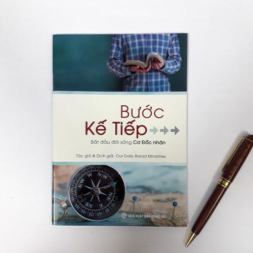 Sách Bước Kế Tiếp : Bắt Đầu Đời Sống Cơ Đốc Nhân - ODB-20