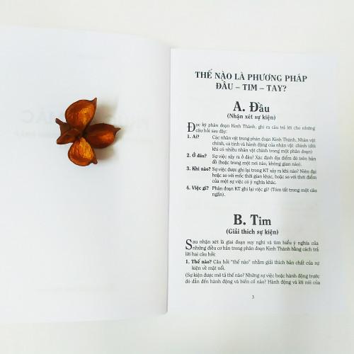Sách Phúc Âm Mác- Học Kinh Thánh Theo Phương Pháp Đầu Tim Tay - KG-XT-60