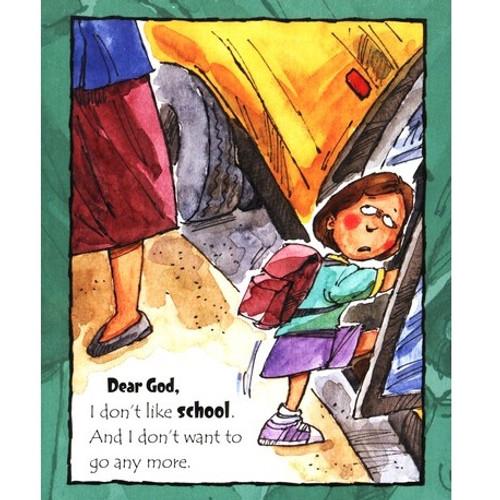 Sách Chúa Ôi, Con Cần Nói Chuyện Với Ngài Về Trường Học - God, I Need To Talk To You About School - Tiếng Anh - SA-1776