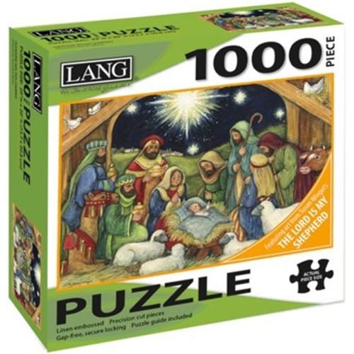 [] Bộ Xếp Hình - Chúa Giáng Sinh - Nativity - 1000 mảnh ghép - BXH-14