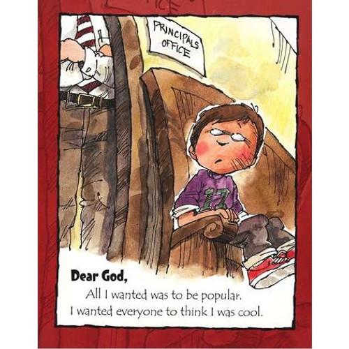 Sách Chúa Ôi, Con Cần Nói Chuyện Với Ngài Về Sự Bắt Nạt - God, I Need To Talk To You About Bullying - Tiếng Anh - SA-1785