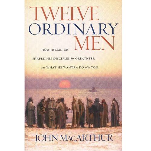 Sách Twelve Ordinary Men - 12 Con Người Bình Thường - Tiếng Anh - SA-1974