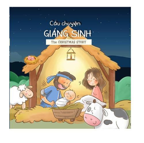 Sách Câu Chuyện Giáng Sinh - The Christmas Story - KG-DO-1816