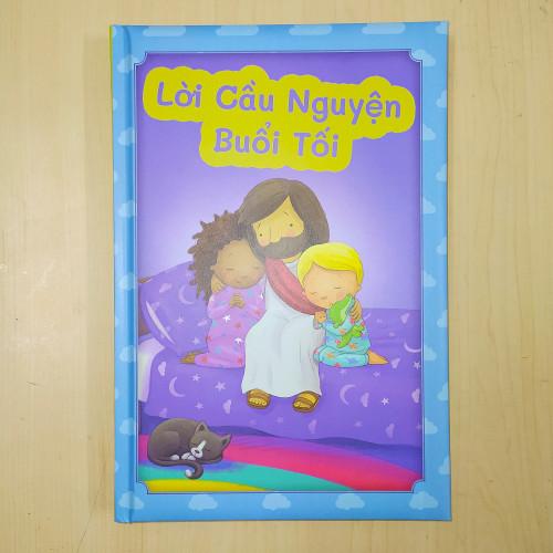 Sách Lời Cầu Nguyện Buổi Tối - TKH-09