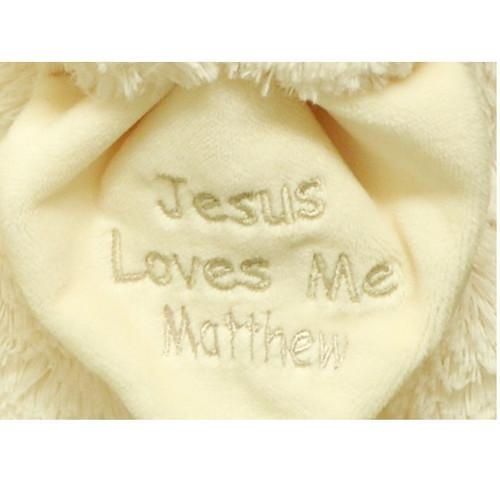 Gấu Bông - Jesus Loves Me - 1855