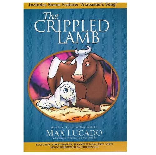 Đĩa hoạt hình DVD - The Crippled Lamb -1856