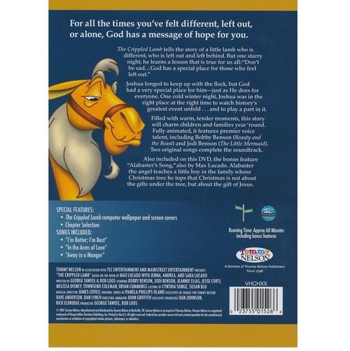 Đĩa DVD The Crippled Lamb - DVD -1856