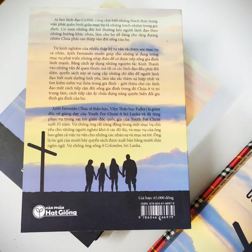 Sách Đời Sống Gia Đình Của Người Lãnh Đạo Cơ Đốc - KG-VPHG-18