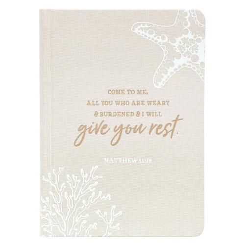 Sổ Tay Cơ Đốc Ngoại Nhập - Give You Rest - Ma-thi-ơ 11:28 - SO-JL348