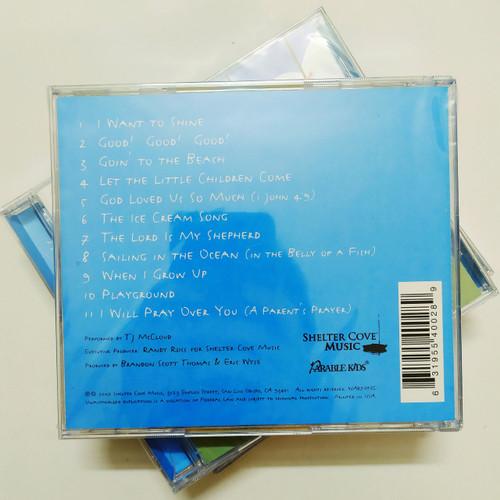 Đĩa nhạc CD - Bài Hát Thiếu Nhi Tiếng Anh -1920