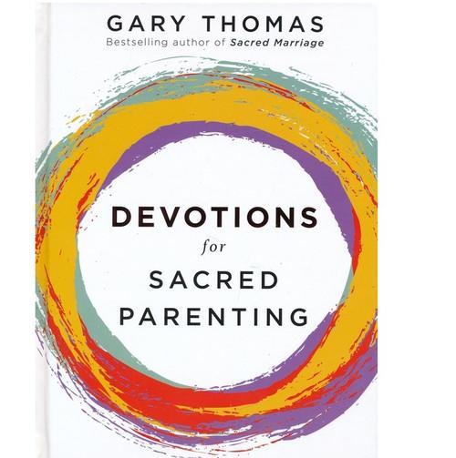 Sách Bài Đọc Tĩnh Nguyện dành cho Thiên Chức Phụ Mẫu - Devotions for Sacred Parenting - Tiếng Anh - SA-1931