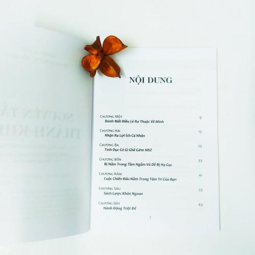 Sách Nguyên Tắc Thánh Khiết - KG-SV-02
