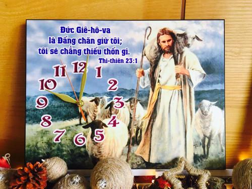 Đồng Hồ Lamina - Thi-thiên 23:1