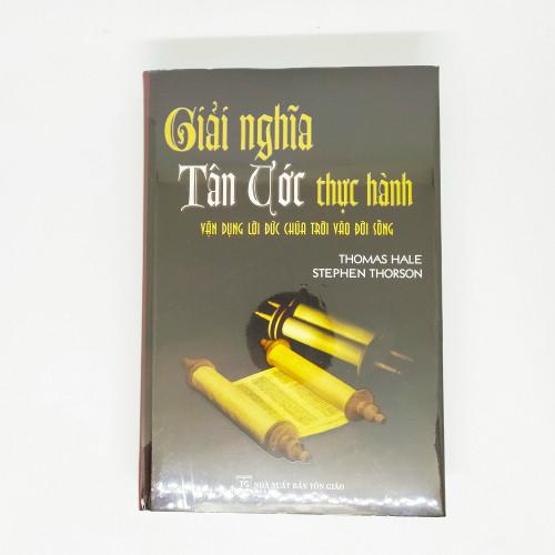 Sách Giải Nghĩa Tân Ước Thực Hành - SA-0292
