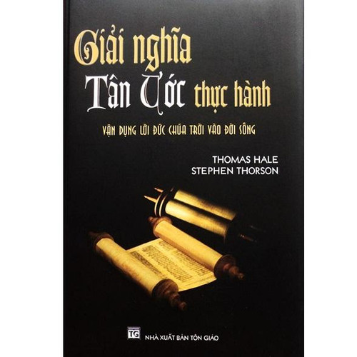 Sách Giải Nghĩa Tân Ước Thực Hành - AHO-KG-02