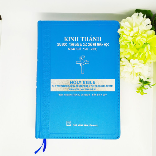 Kinh Thánh Song Ngữ Anh Việt Trọn Bộ