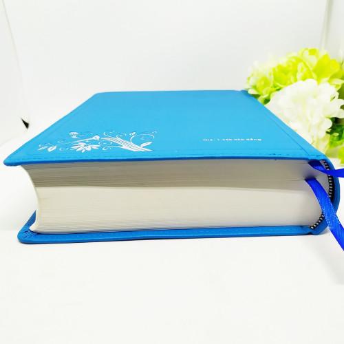 Kinh Thánh Song Ngữ Anh Việt Trọn Bộ + Chủ Đề Thần Học - Bản Dịch 2011 - NIV - KTSN-0309