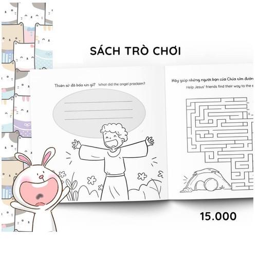Sách Trò Chơi Phục Sinh Là Gì? - KG-DO-0325