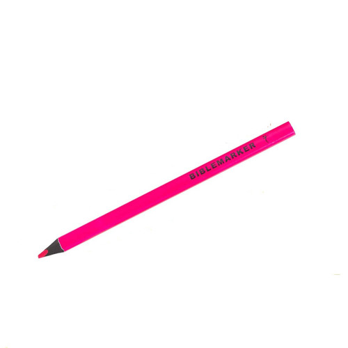 [HẾT HÀNG] Bút Chì Đánh Dấu Kinh Thánh - Màu Hồng Neon - PCST234