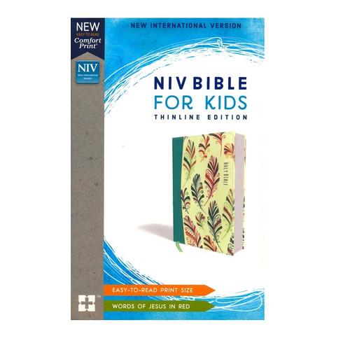 Kinh Thánh Tiếng Anh - Bản New International Version NIV - Bible for Kids, Flexcover, Comfort Print - Bìa Họa Tiết - KTTA-0404