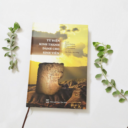 Sách Từ Điển Kinh Thánh Dành Cho Sinh Viên - VPHG-28