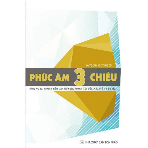 Sách Phúc Âm 3 Chiều - KG-VPHG-03