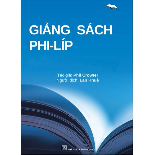 Sách Giảng sách Phi-líp - KG-VPHG-04